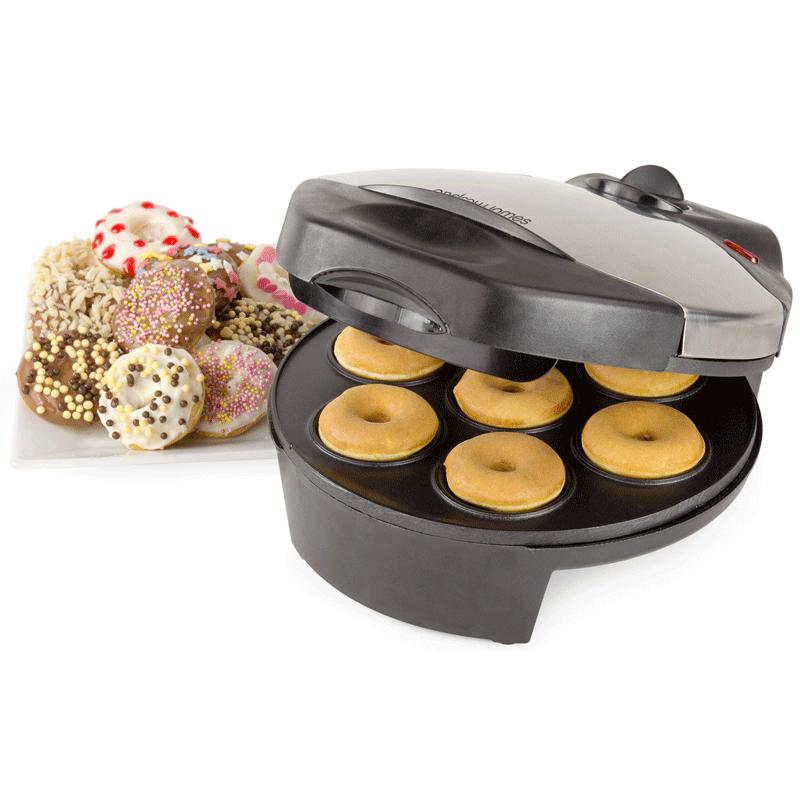 Image of   Doughnut Maskine 7 Stk - Andrew James