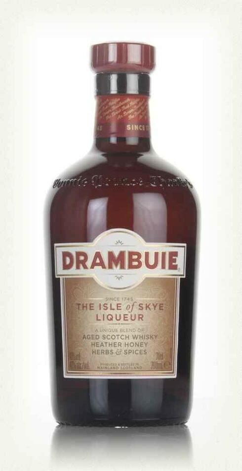 Image of   Drambuie Original Whisky Liqueur* Fl 100