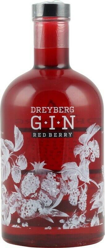 Billede af Dreyberg Redberry Gin Fl 70