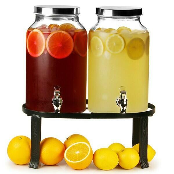 Image of   Drinks Dispenser 10l M/ Stander