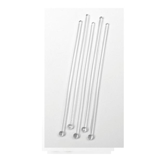 Image of   Drinkspind Bulb 15 Cm. Transparent - 500 Stk.