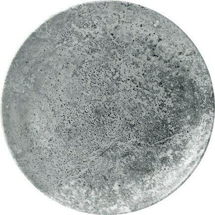 Image of   Dudson Concrete Tallerken - Ø22,6 Cm