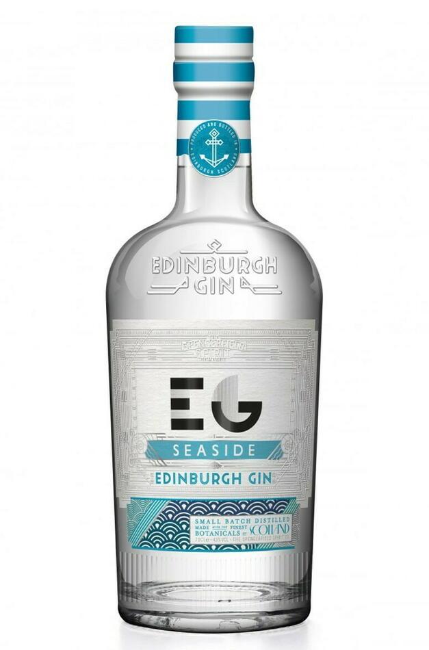 Image of   Edinburgh Seaside Gin 70cl.