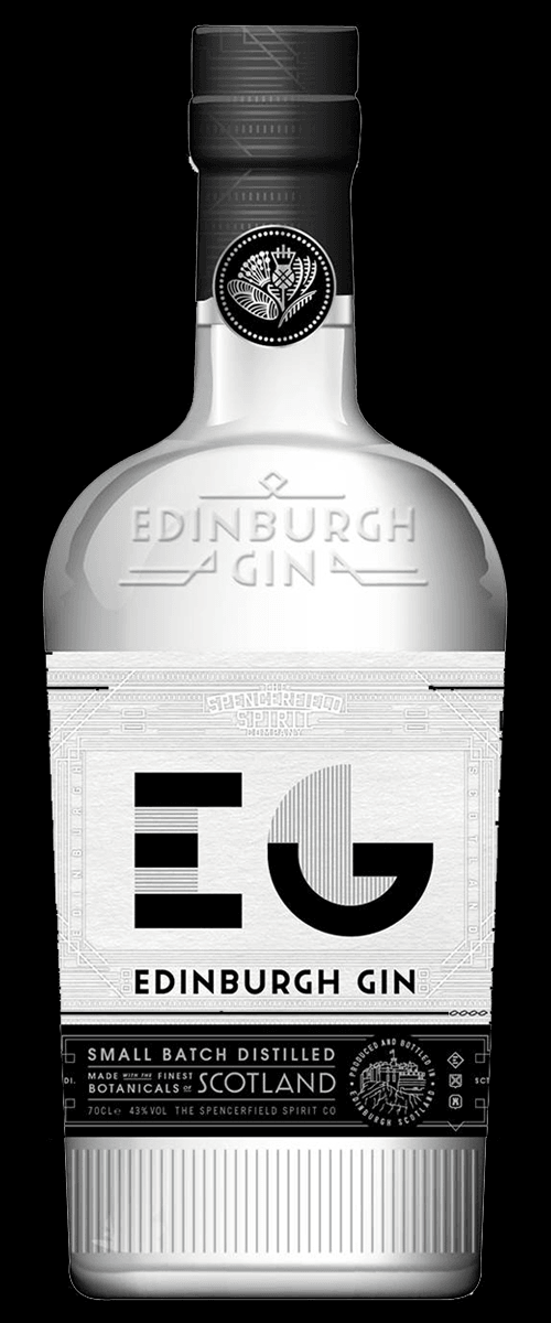 Edinburgh Small Batch Gin Fl 70