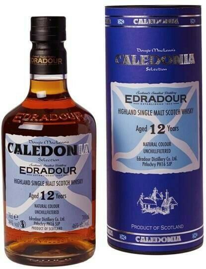 "Billede af Edradour ""Caledonia"" 12 Yo Highd Single Malt Fl 70"