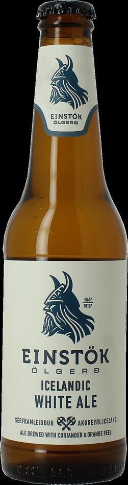 Image of   Einstök Icelandic White Ale, Fustage 30l