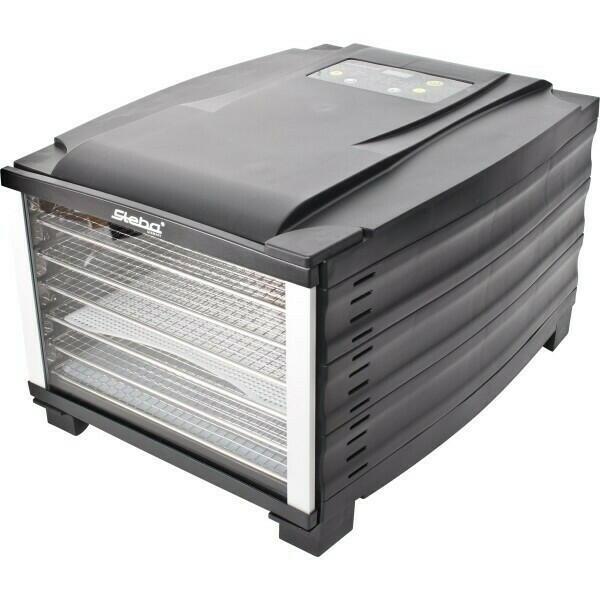 Image of   Elektrisk Dehydrator Steba Ed 6