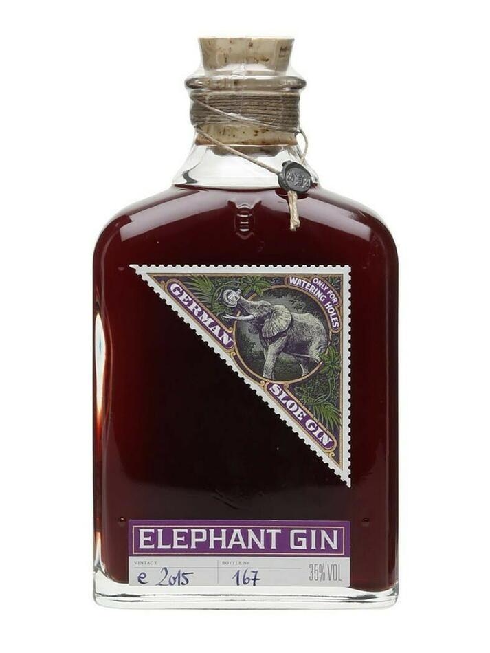 Billede af Elephant Sloe Gin