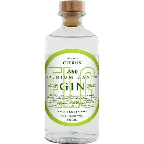 Image of   Elg Gin No.0 Fl 50
