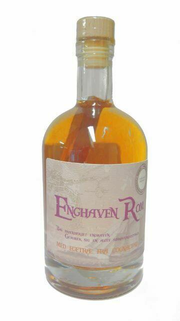 Enghaven Rom M. Egetræspind Fra Cognacfad Fl 50