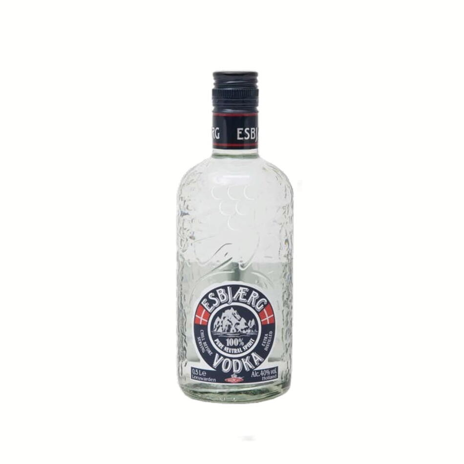 Image of   Esbjærg Vodka Fl 50