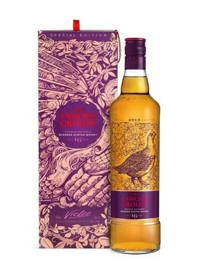 Image of   Famous Grouse 16 Yo Blended Scotch Fl 70