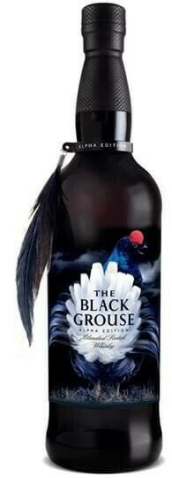 Image of   Famous Grouse, Black Grouse Alpha Edition Fl 70