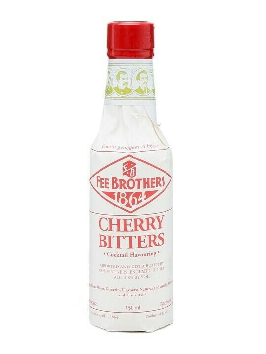 Image of   Fee Brothers Cherry Bitter Fl 15