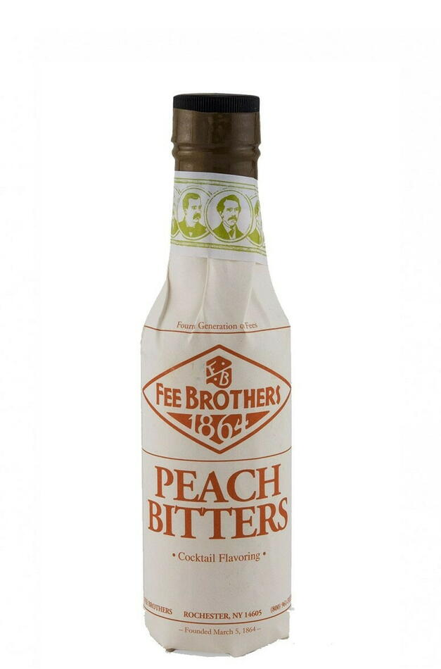 Image of   Fee Brothers Peach Bitter Fl 15