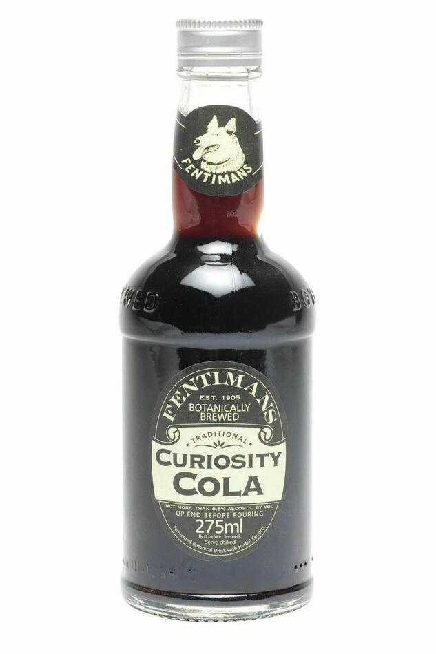Image of   Fentimans Curiosity Cola 27,5cl