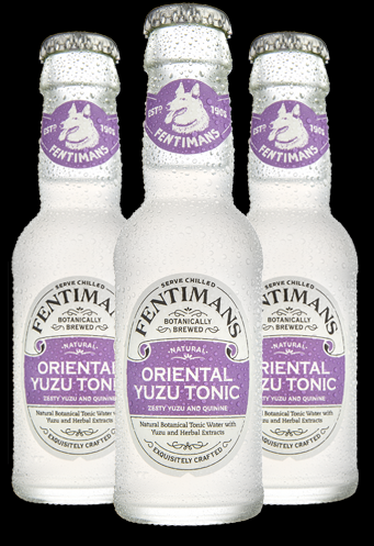 Image of   Fentimans Oriental Yuzu Tonic 20cl