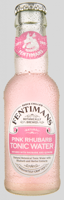 Image of   Fentimans Pink Rhubarb Tonic 20cl