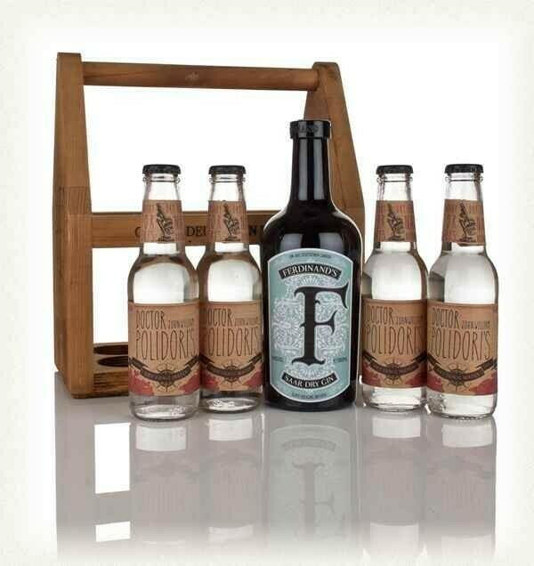 Image of   Ferdinands Gin Giftpack M/2 Polidoristonic