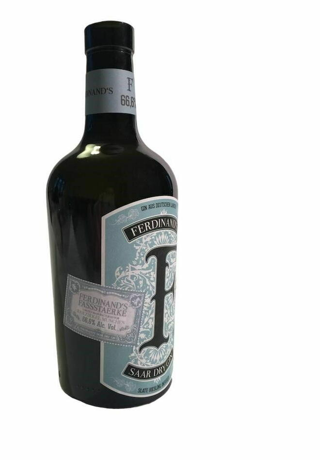 Image of   Ferdinands Navy Strength Dry Gin Fl 50