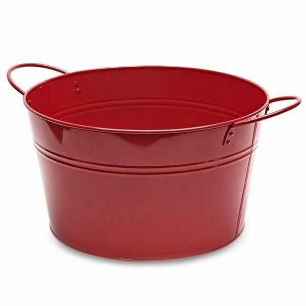 Fest Kar - Rød 36 Cm