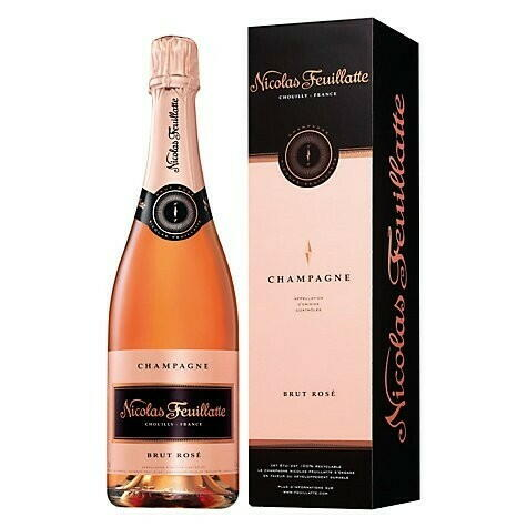 Image of   Feuillatte, Champagne Brut Rosé