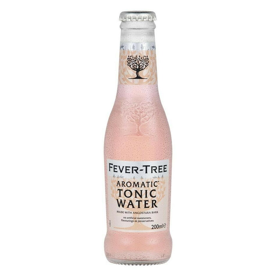 Image of   Fever-tree Aromatic Tonic Water 20cl