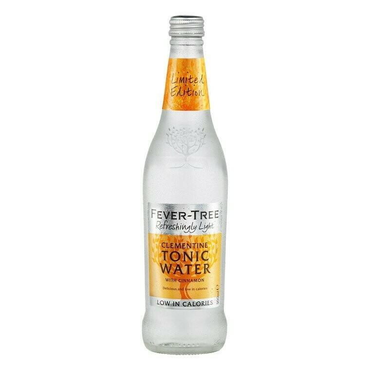 Image of   Fever-tree Clementine Light 50cl