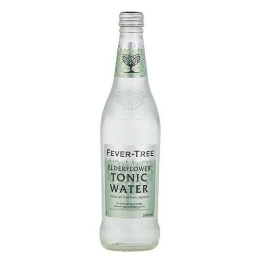 Image of   Fever-tree Elderflower Tonic 50cl