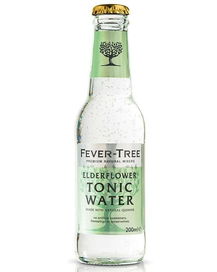 Image of   Fever-tree Elderflower Tonic 20cl