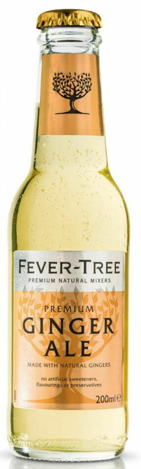 Image of   Fever-tree Ginger Ale 20cl