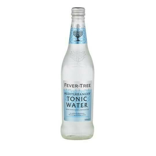 Image of   Fever-tree Mediterranean Tonic 50cl