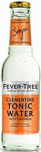 Image of   Fever-tree Clementine Tonic Water 20cl