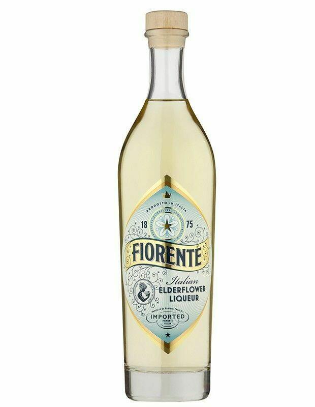 Image of   Fiorente Liqueur Elderflower / Hyldeblomst Fl 70