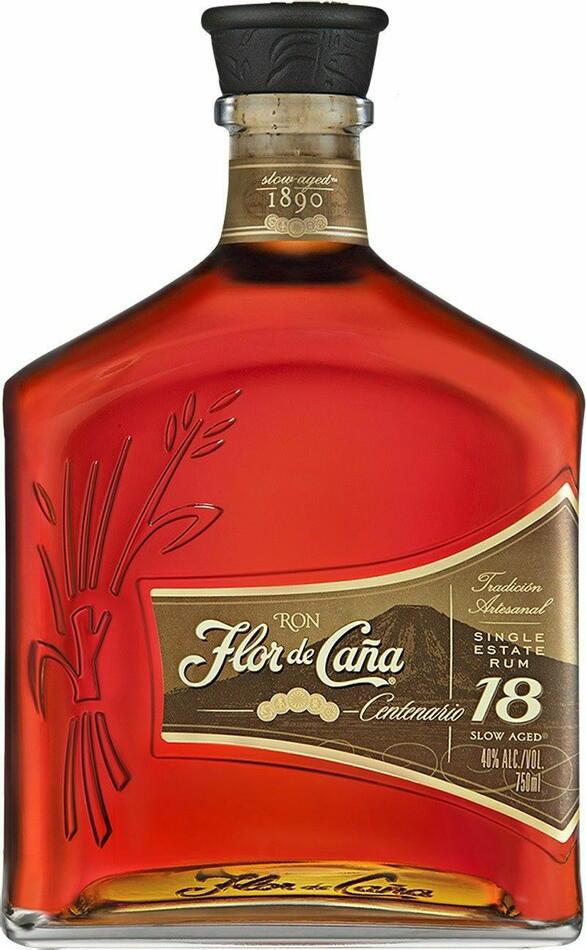 Flor De Cana Centenario 18 Fl 70