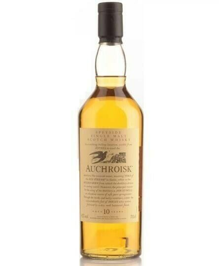 Image of   Flora & Fauna Auchroisk 10 Yo Speyside Single Malt Fl 70