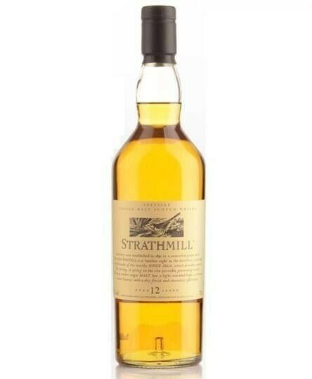 Image of   Flora & Fauna Strathmill 12yo Speyside Single Malt Fl 70