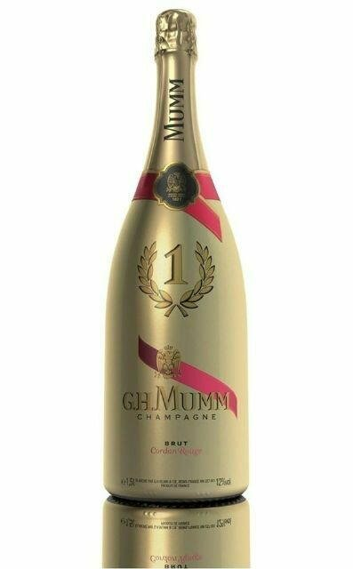Mumm Champagne Range No.1 Gold Label (Mg) Fl 150