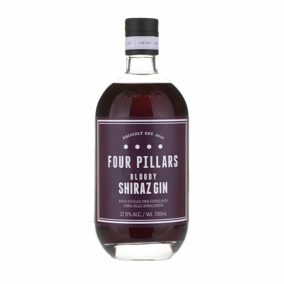Image of   Four Pillars Bloody Shiraz Gin Fl 70