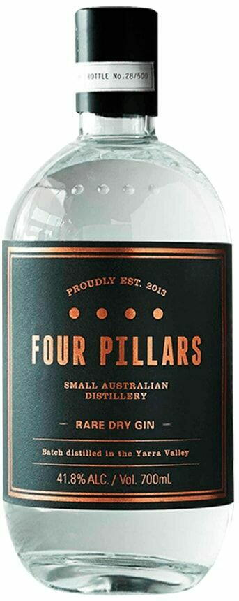 Image of   Four Pillars Rare Dry Gin Fl 70cl