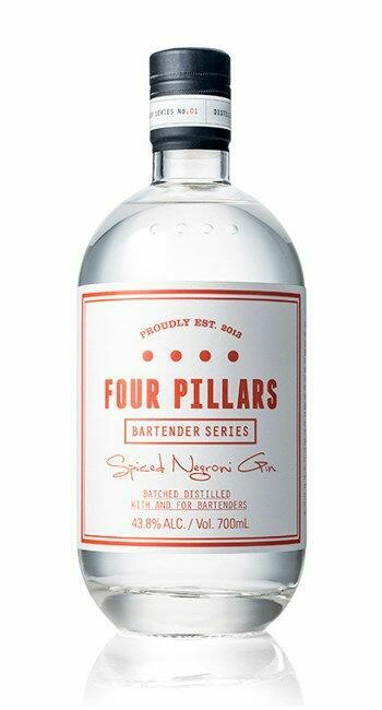 Four Pillars Spiced Negroni Gin Fl 70