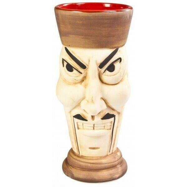 Billede af Tiki glas Fu Manchu (360 ml)