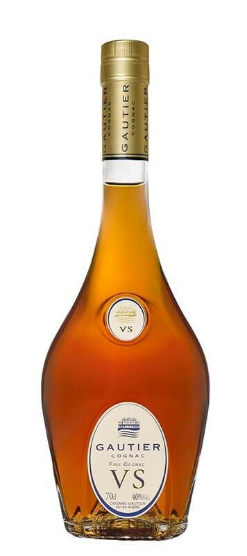 Image of   Gautier Vs Cognac Fl 70
