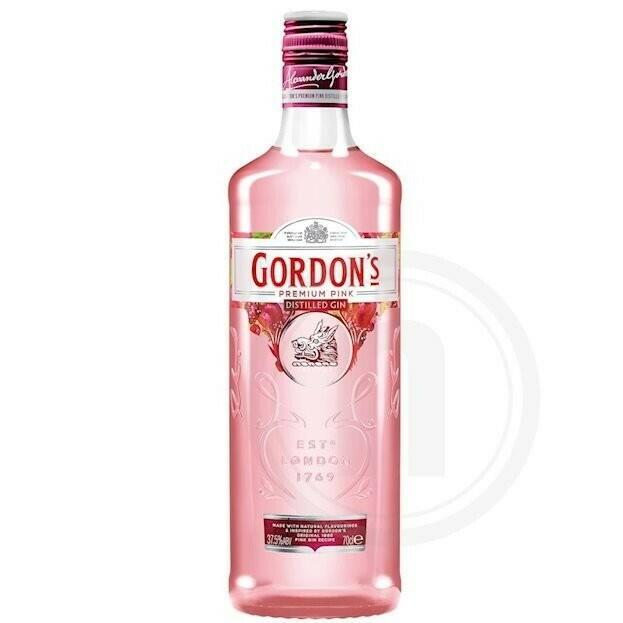 Gordon's Premium Pink Gin Fl 70