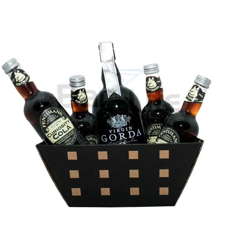 Image of   Den Perfekte Rom Og Cola - Gaveæske
