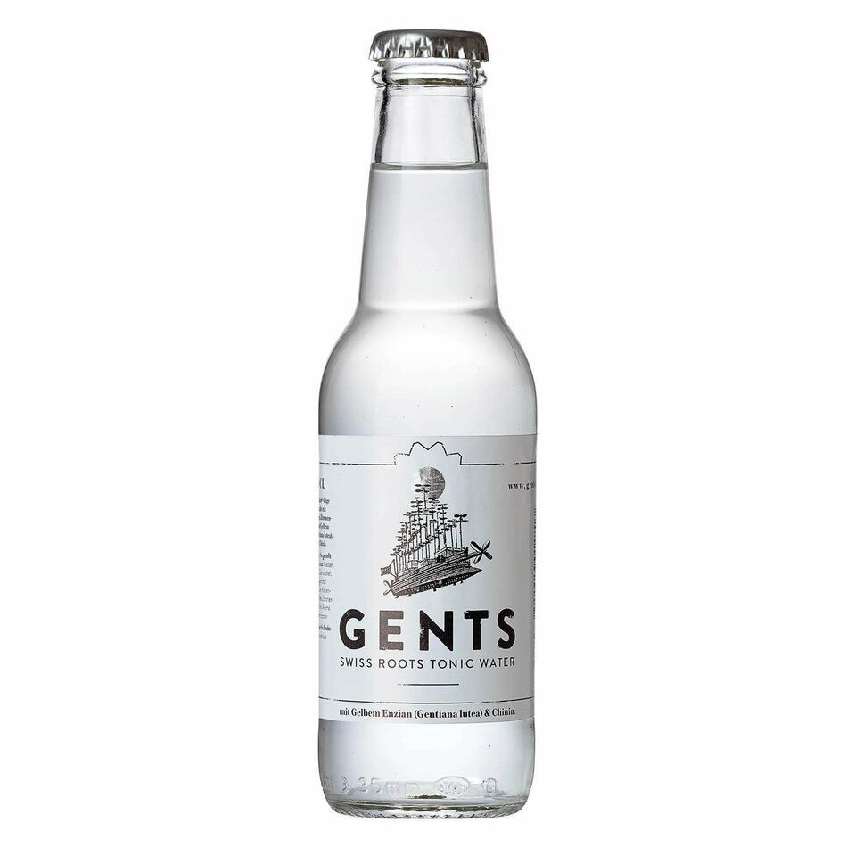 Image of   Gents Tonic Water 20cl