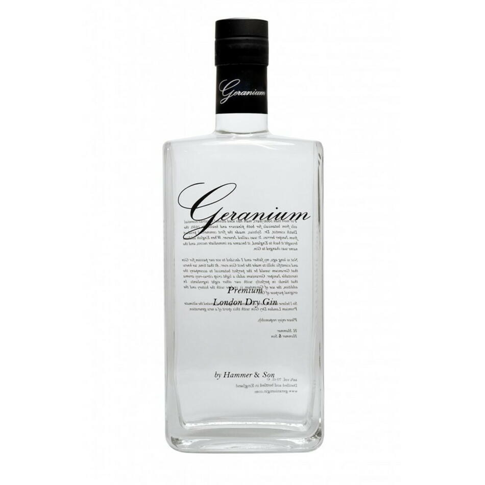 Image of   Geranium Gin Fl 70cl