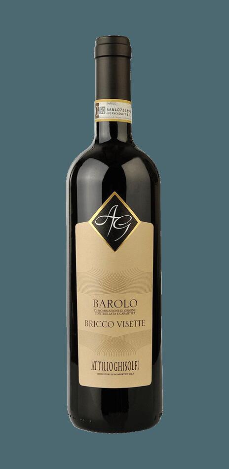 Ghisolfi, Barolo - Bricco Visette 2011 (Mg) Fl 150