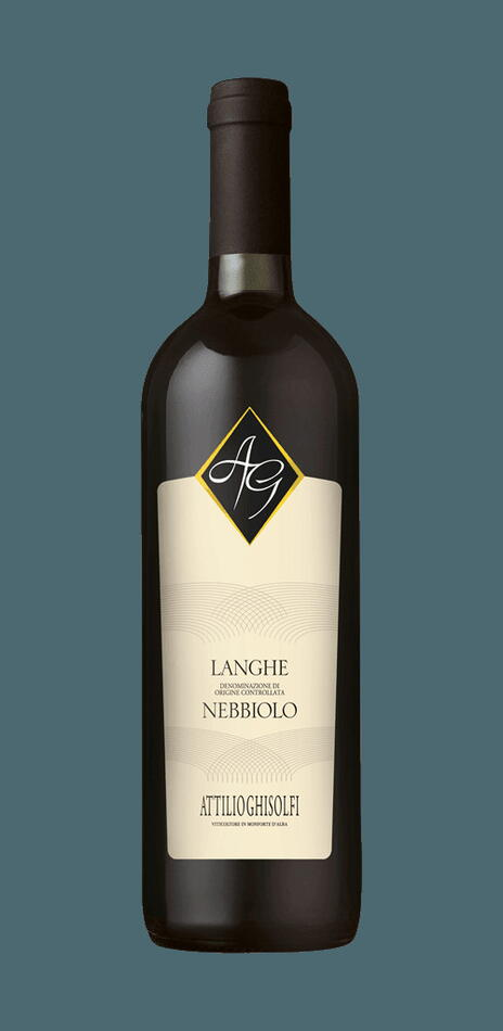 Image of   Ghisolfi, Langhe - Nebbiolo 2012