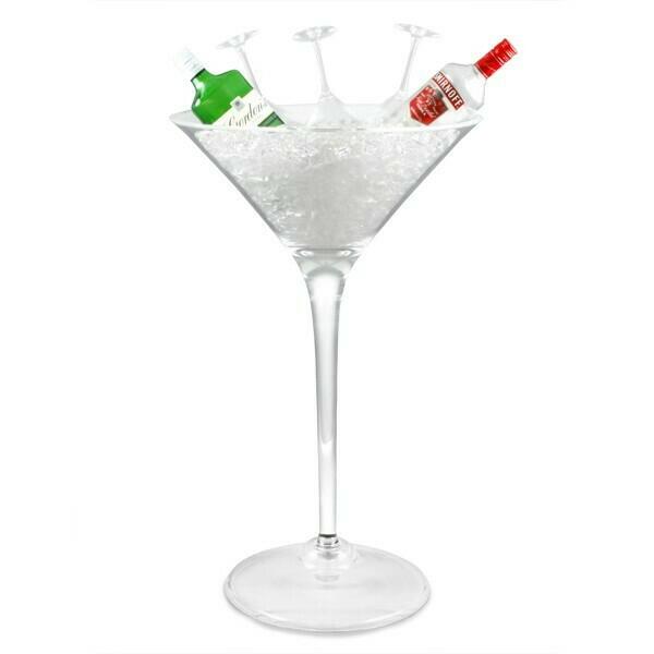 Gigant Akryl Martiniglas - 14l